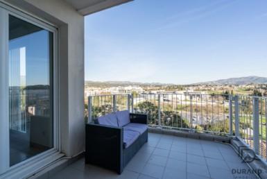 Appartement 3 pièces 66m2 avec terrasse et garage - CHÂTEAU-GOMBERT 13013 MARSEILLE