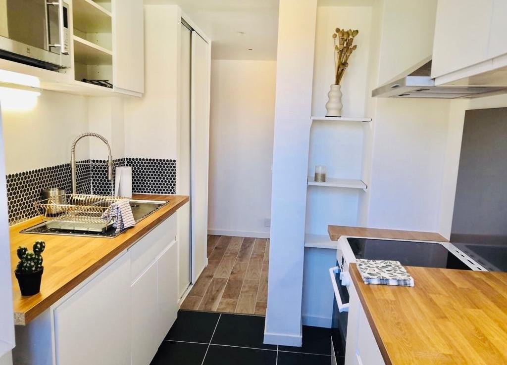 Appartement T3 meublé de 55m2 à Vauban 13006 Marseille