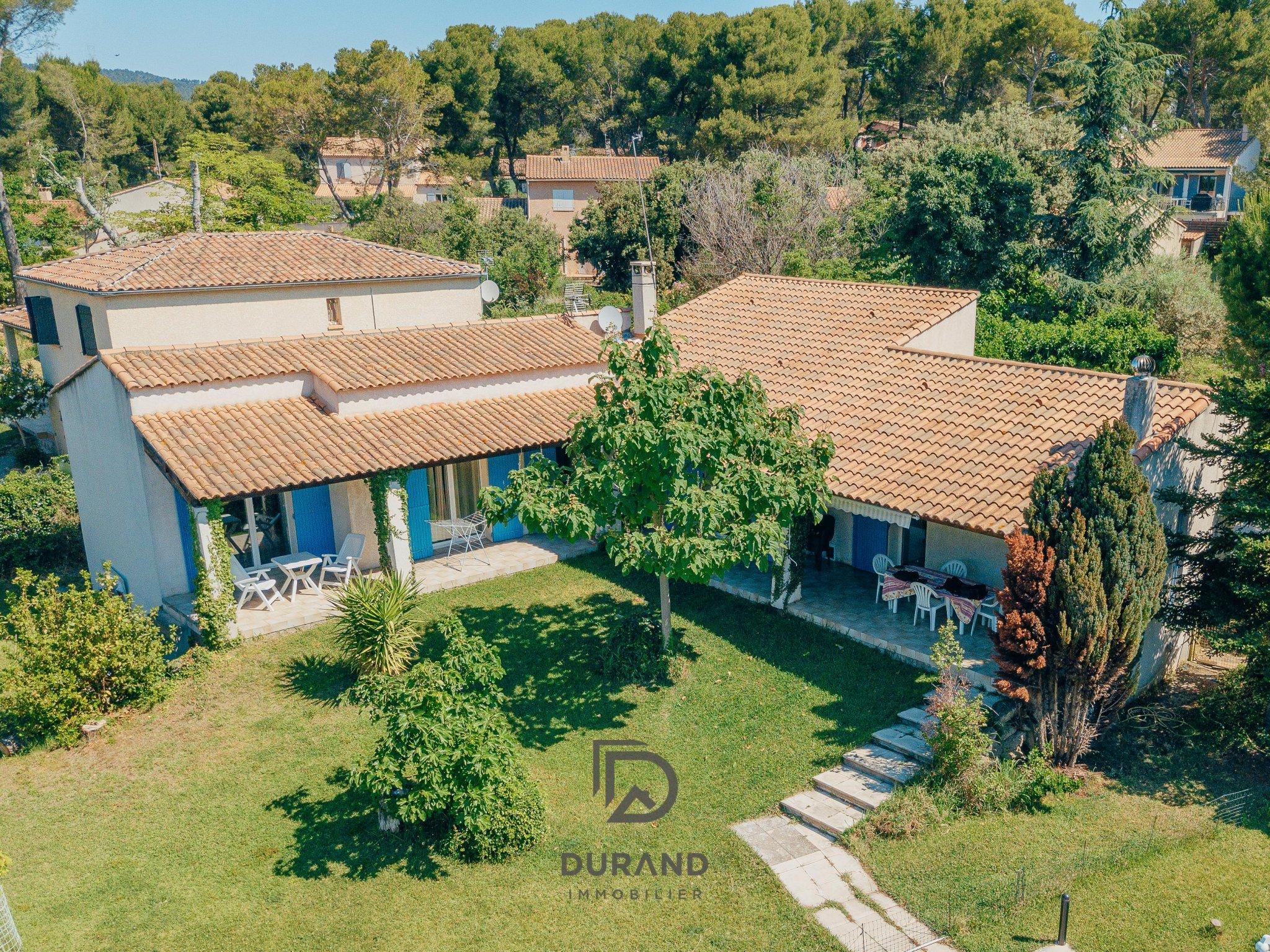 Villa T4 140m2 avec garage 13330 PELISSANE